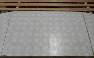 linoleum tabletop